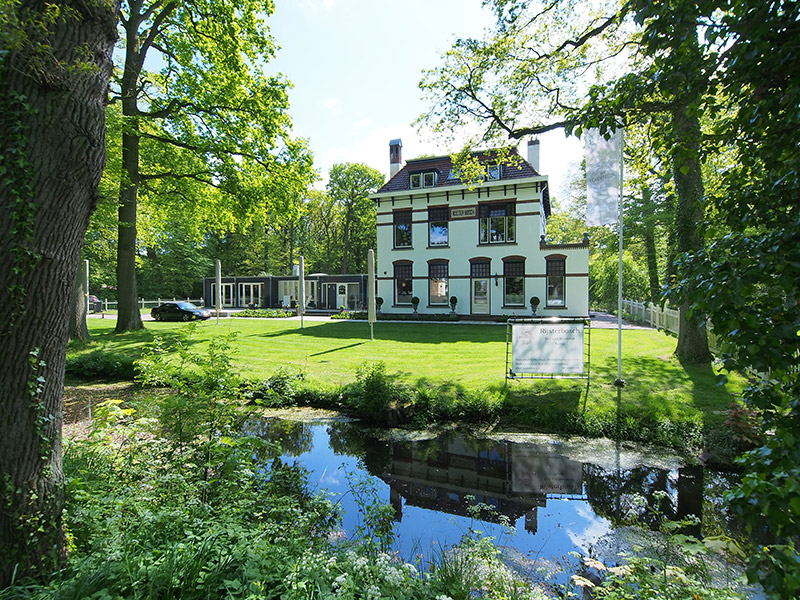 Bed and Breakfast Rijsterbosch.