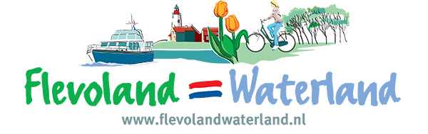 Logo Flevoland Waterland.